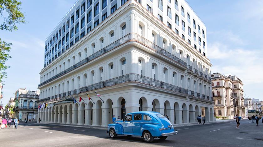 En funcionamiento, tercer hotel en Cuba de la compañía suiza Kempinski Hotels