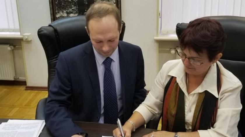 Firman convenio de colaboración Unión Cuba-Petróleo y Universidad Industrial rusa de Tyumen