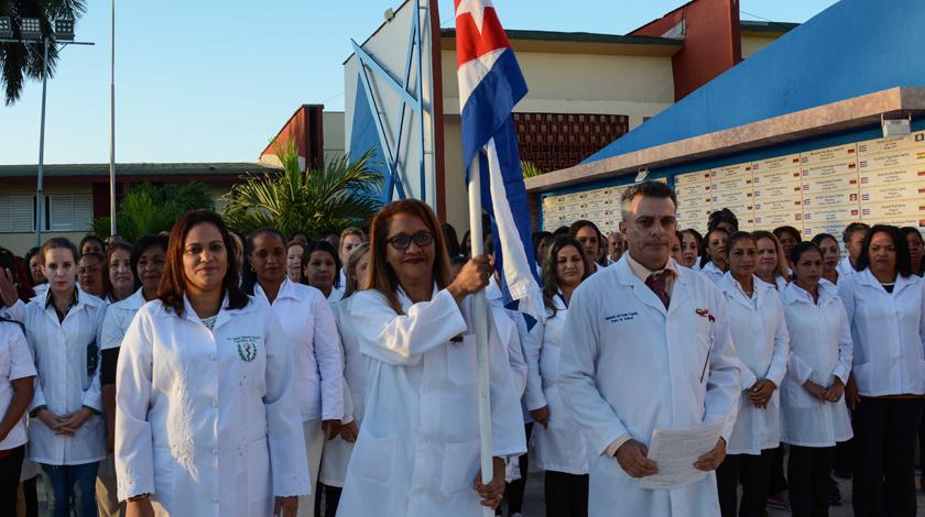 Cuba prestará ayuda a Togo en el combate al nuevo coronavirus