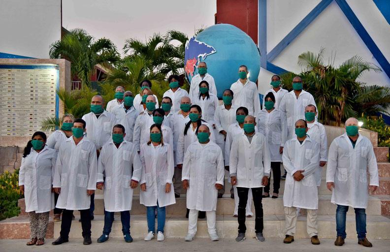 Le Premier ministre de Saint-Vincent-et-les Grenadines remercie la collaboration médicale cubaine