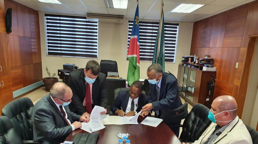 Cuba and Namibia consolidate cooperation in health sector