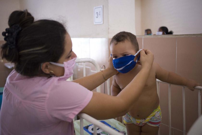 Alertan sobre secuelas del SARS-CoV-2 en pacientes pediátricos