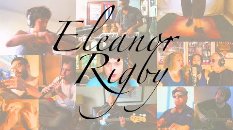 Cuban musicians participate in The Beatles' version of Eleanor Rigby