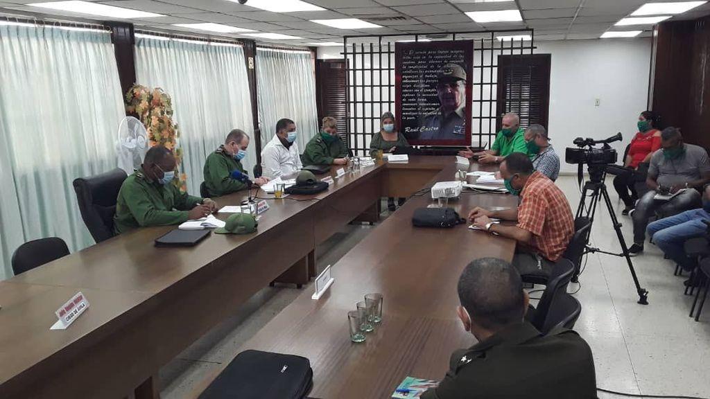 Le Conseil de la défense évalue la durabilité de la lutte contre la dengue à Ciego de Ávila