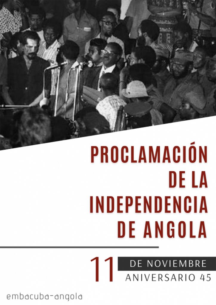 Rinden homenaje a cubanos caídos por la independencia de Angola