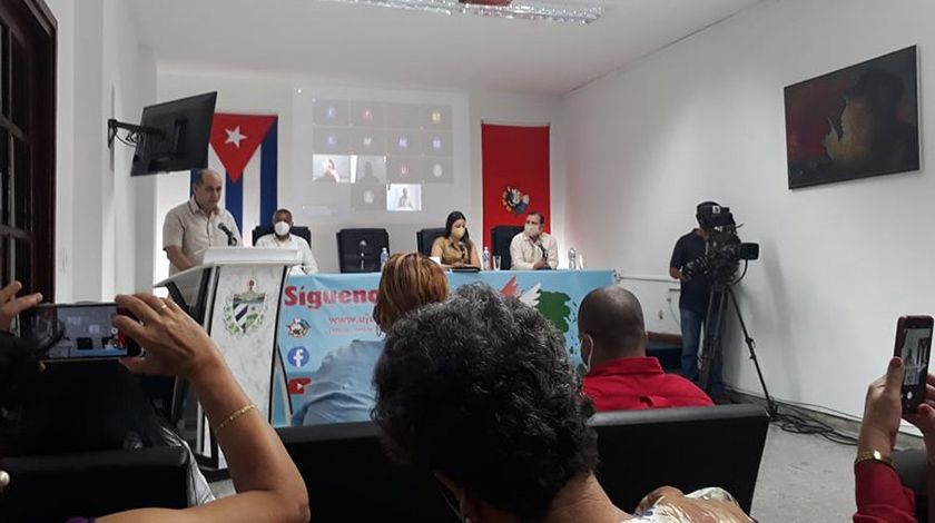 Impronta de Fidel Castro centra debates de Encuentro Internacional Juvenil