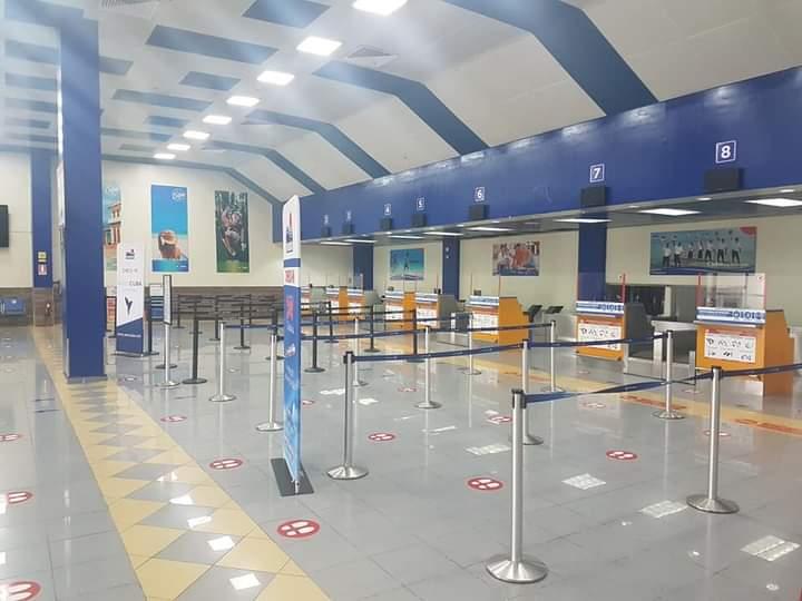 Entra nuevamente en operaciones Aeropuerto Internacional José Martí