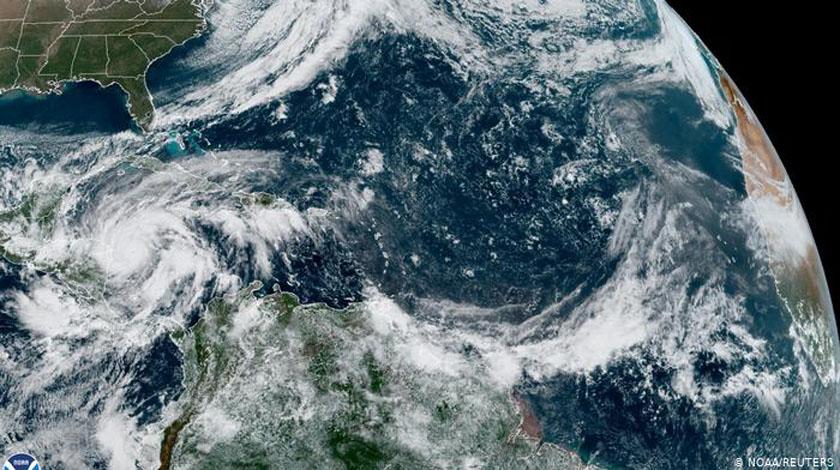 Emite Defensa Civil de Cuba Aviso de Alerta Temprana por tormenta tropical Eta