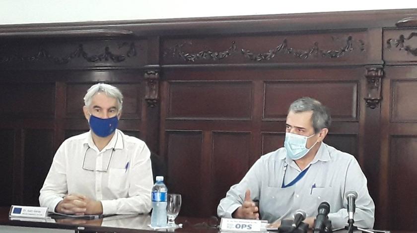 Unión Europea y OPS apoyan en Cuba tratamiento de la Covid-19