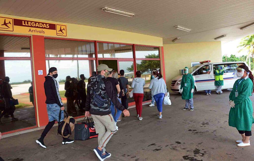 Fortalecen en Camagüey vigilancia epidemiológica a viajeros internacionales