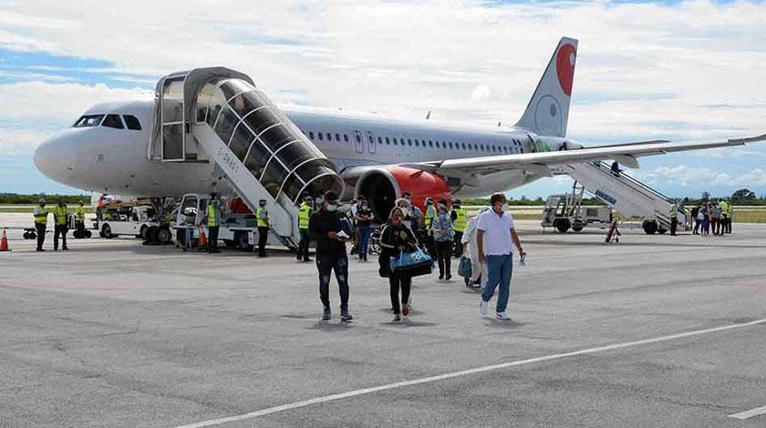 Restablece aerolínea Sunrise Airways vuelos entre Haití y Camagüey