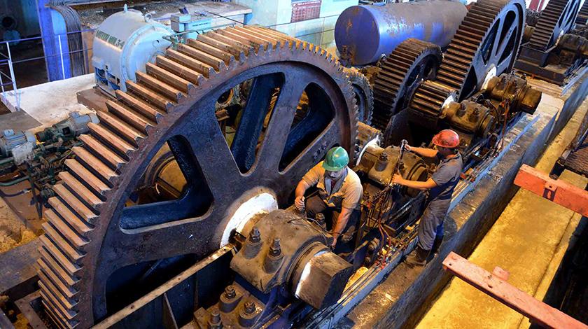 Camagüey cumple cronograma de reparaciones de centrales azucareros  (+Fotos)