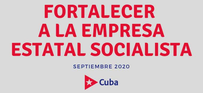 New measures to strengthen socialist state enterprise announced