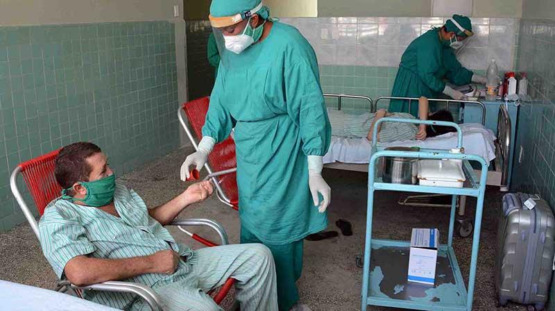 Continúa alta incidencia de la COVID-19 en Camagüey