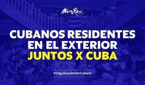 Cubanos podrán permanecer en el exterior sin perder su residencia