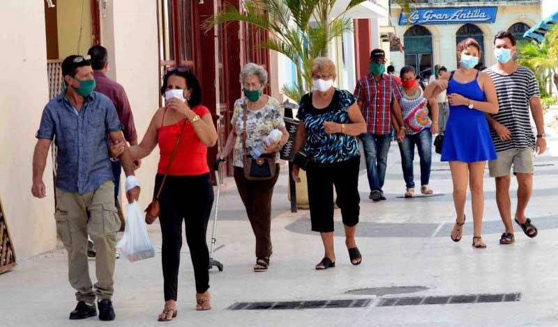 Camagüey avanza hacia la nueva normalidad