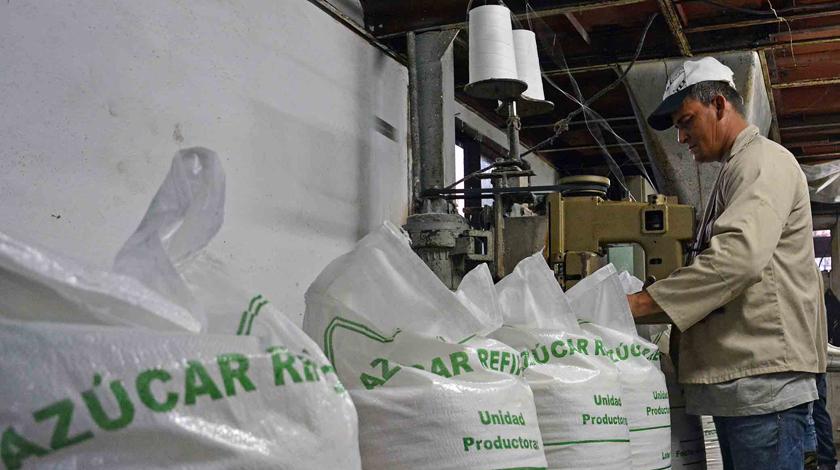 Camagüey aporta más del 85 por ciento de su producción anual de azúcar refino (+Foto)