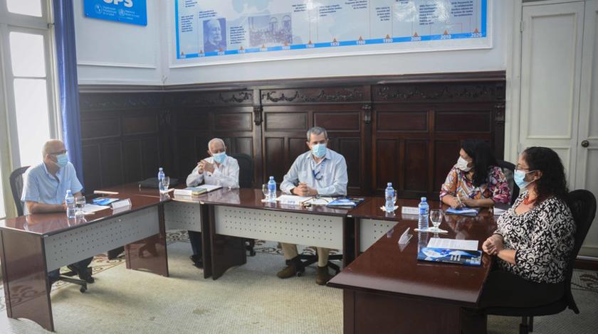 Elogia OMS control y tratamiento de la hipertensión arterial en Cuba