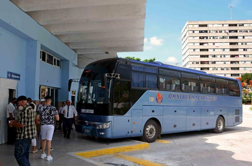 Restablecen servicios de transporte en Camagüey en la nueva normalidad