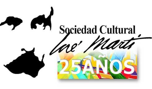 Foro virtual hoy por los 25 años de la Sociedad Cultural José Martí