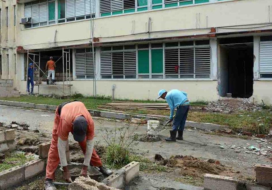 Construyen en Camagüey laboratorio de biología molecular