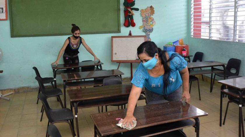 Guantánamo ferme temporairement des écoles et paralyse les transports publics en raison de la situation épidémiologique