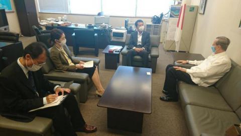Cancillería de Japón reitera interés en fortalecer vínculos con Cuba