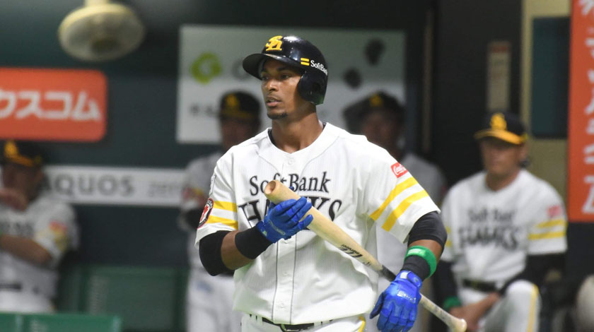 Séptimo jonrón de Gracial aupó al SoftBank en liga japonesa de béisbol