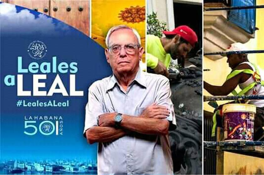 Oficina del Historiador de La Habana dedica campaña de comunicación a Eusebio Leal