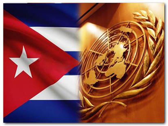Denuncia Cuba en Naciones Unidas comentarios ofensivos de ONG Ingenieros del Mundo