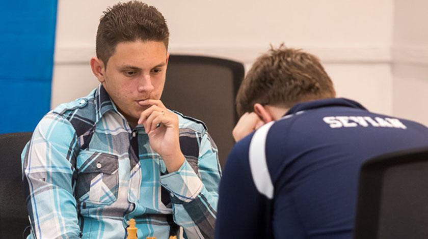 Camagüeyano Carlos Daniel Albornoz gana oro en ajedrez universitario