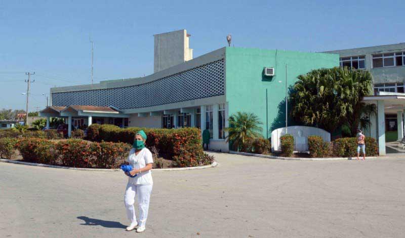 Acogerá Hospital Amalia Simoni acto nacional por Jornada de Seguridad y Salud en el Trabajo