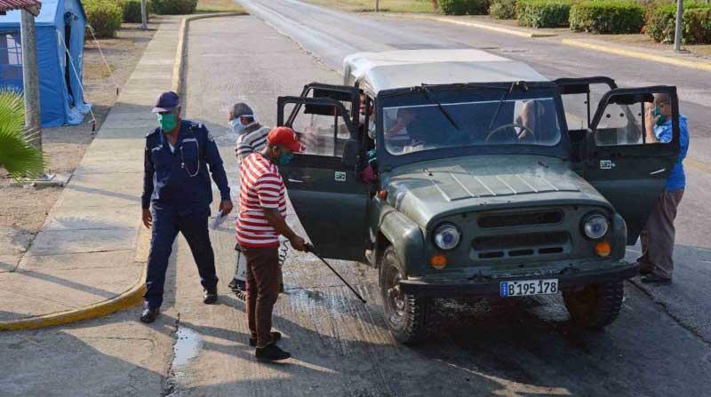 Le Conseil de la défense de Camagüey analyse le respect des mesures contre le Covid-19