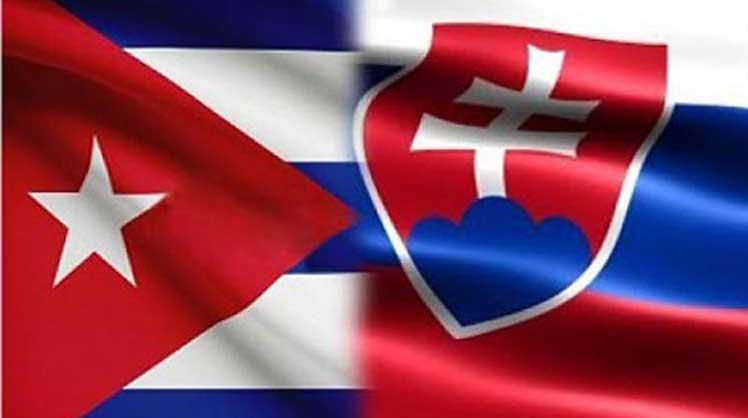 Interesados Cuba y Eslovaquia en un intercambio más dinámico