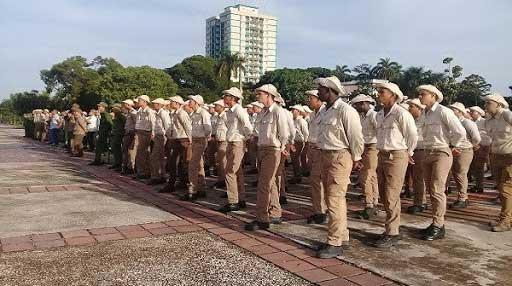 Firman Ejército Juvenil del Trabajo y el MINCULT nuevo convenio de cooperación