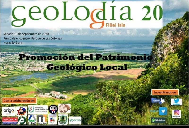 Promueven en Cuba estudio de las geociencias