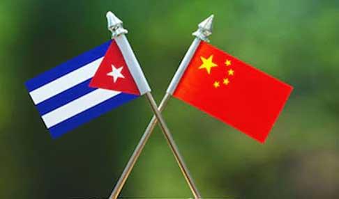 Esteban Lazo felicita a República Popular China en su aniversario