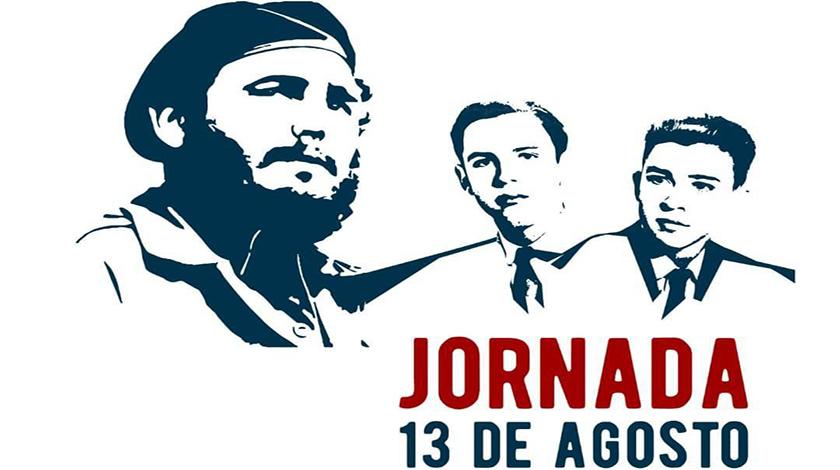 Realiza la AHS jornada homenaje a Fidel y a los hermanos Saíz