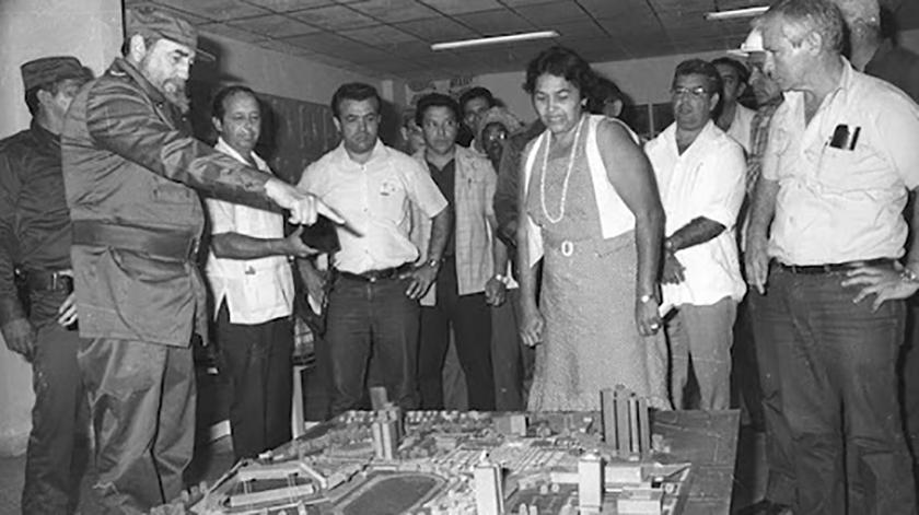 Jóvenes camagüeyanos recorrerán sitios visitados por Fidel