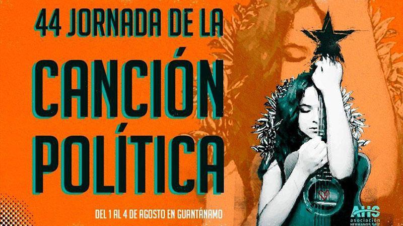 Jornada de la Canción Política, ratifica vitalidad de la obra trovadoresca