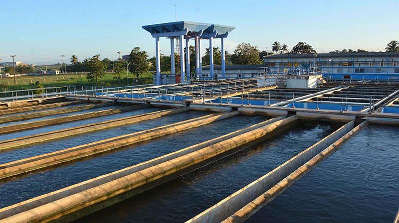 Continúan inversiones hidráulicas en Camagüey
