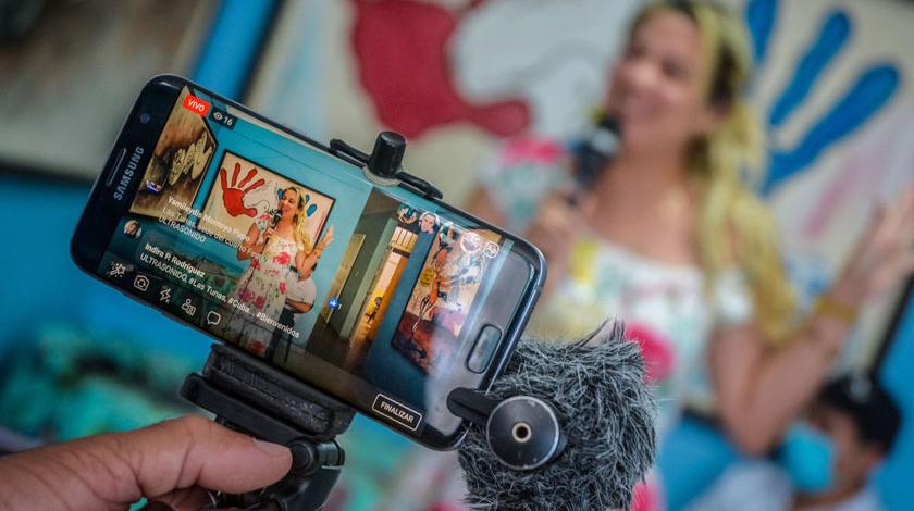 Más de 120 obras en concurso de radialistas de ocho emisoras del país dan vida a las jornadas de la cuarta edición del Radio Festival Online Ultrasonido, evento que hasta el próximo 9 de abril pone su mira en la actuación, el género testimonio y los programas humorísticos.