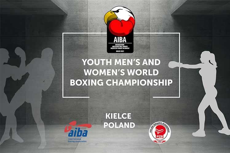 Camagüeyano Yadier Herrera triunfa en Campeonato Mundial Juvenil de Boxeo en Polonia