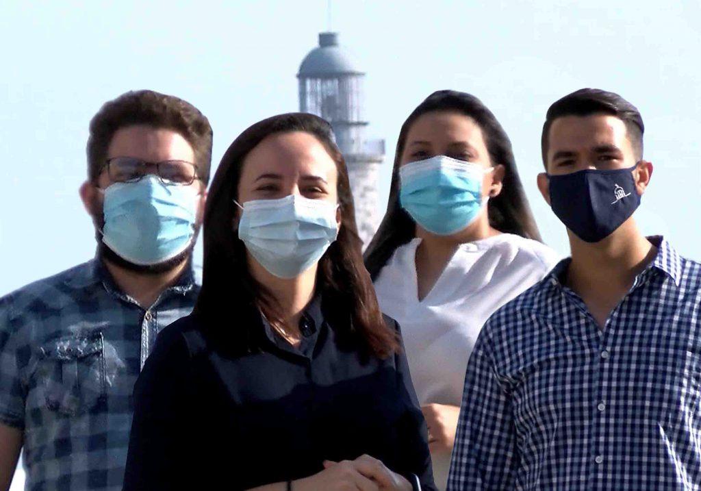 Jóvenes diputados cubanos destacan protagonismo de la nueva generación ante la COVID-19