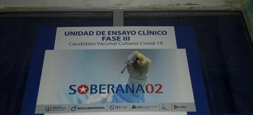 Soberana 01, candidato vacunal cubano, Fase III