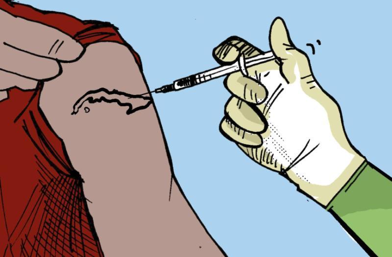 Vacunación conta la COVID-19