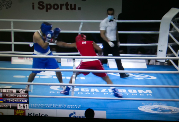 Boxeo, JORGE-FELIMÓN