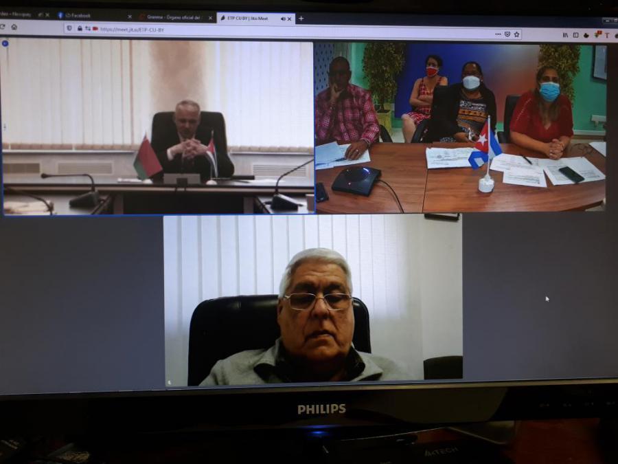 Cuba y Belarús, Cooperacion educativa