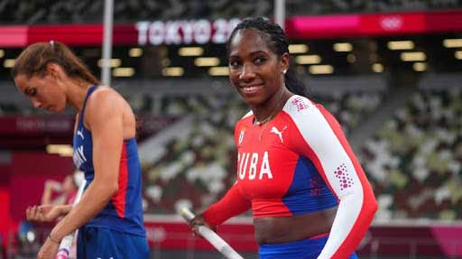 Octavo lugar para pertiguista cubana Yarisley Silva en cita olímpica