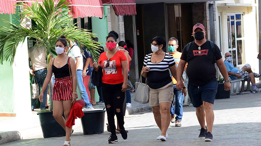 Camagüey con la mayor cifra de contagios de Covid-19 en un día (+ Gráficos)